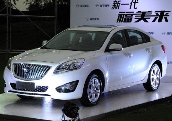 Haima M5 2014 — Китайский автопром покоряет Россию