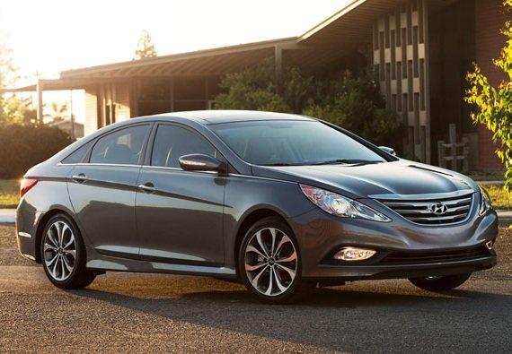 Hyundai Sonata 2014 — обновления седана
