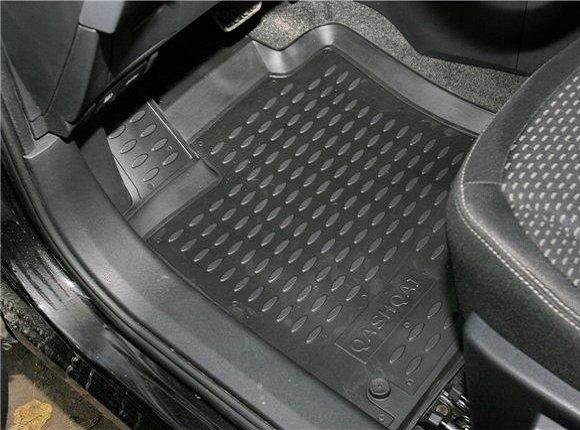 Полиуретановые коврики для автомобиля.
