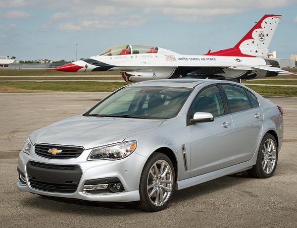 Chevrolet SS 2014 — планируется выпуск