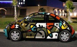 Как научиться красить автомобиль