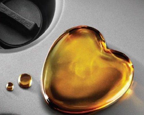 Какую информацию содержит этикетка моторного масла