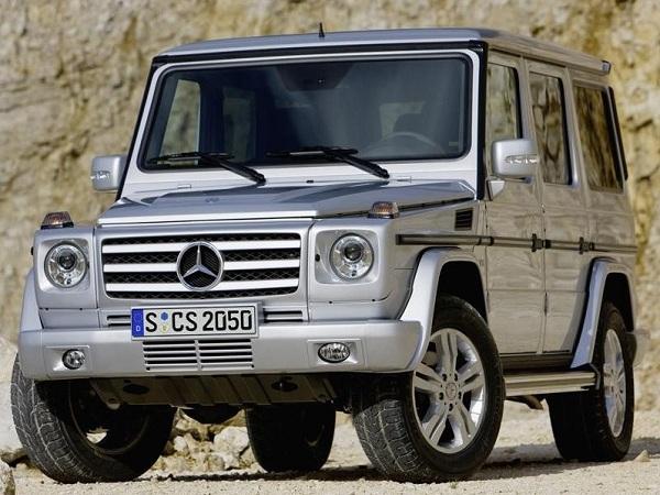 Характеристика моделей Mercedes g class и Mercedes gl class
