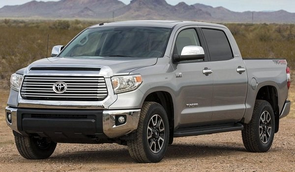 Toyota Tundra – Россияне будут счастливы!