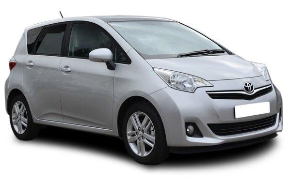 Toyota Verso-S — рестайлинг