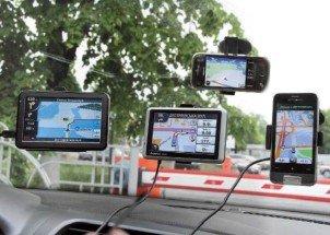GPS навигатор - как выбрать правильно