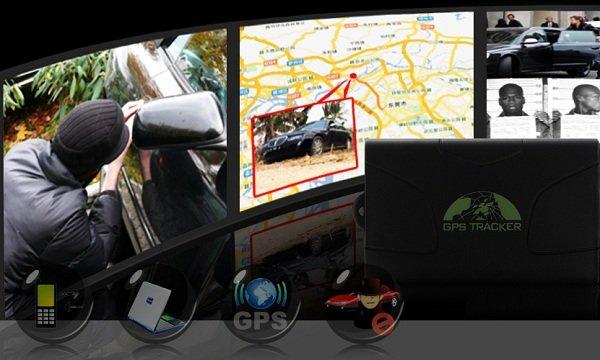 GPS трекер автомобильный