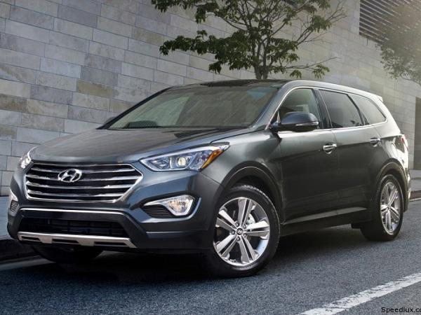 Hyundai Grand Santa Fe — обзор новинки