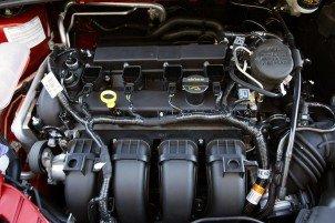 Как поменять масло в Форд Фокус