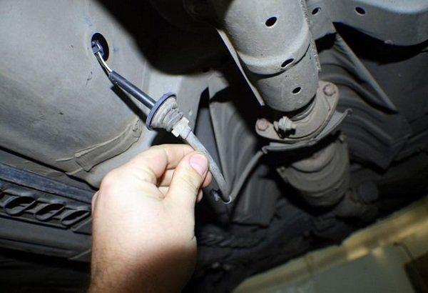 Как проверить датчик положения коленвала - 89802