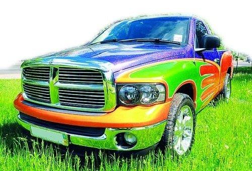 Какой краской покрасить автомобиль самому