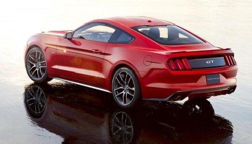 Новый ассистент для Ford Mustang