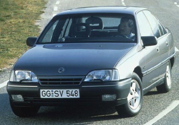 Opel Omega А — обзор автомобиля