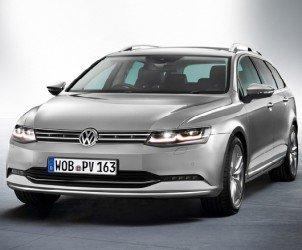 Volkswagen Passat B8 2014-2015
