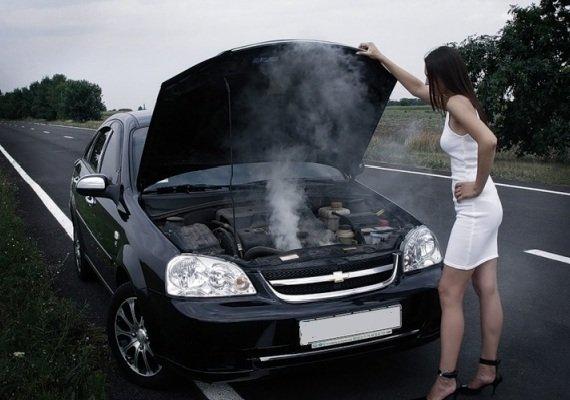 Двигатель закипел — причины и что делать
