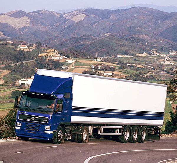 Логистика грузовых автоперевозок
