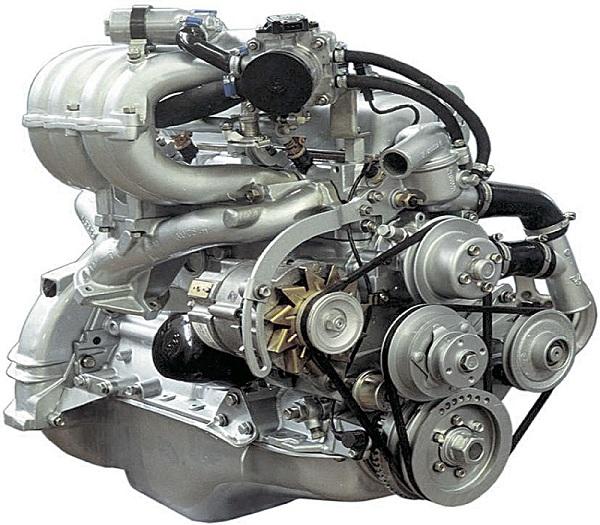 Как отремонтировать двигатель Газели
