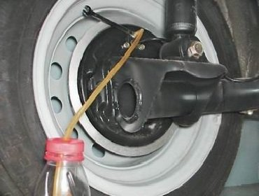 Как прокачать тормоза на ВАЗ