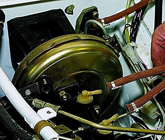 Как установить тормозной цилиндр