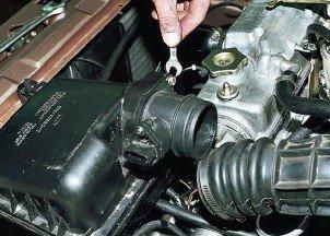 Как восстановить датчик расхода воздуха ВАЗ