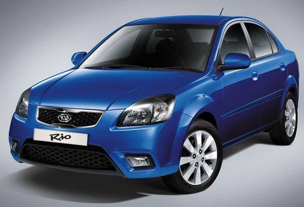 Kia Rio — обзор автомобиля и характеристики
