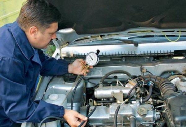 Потеря мощности двигателя — причины падения