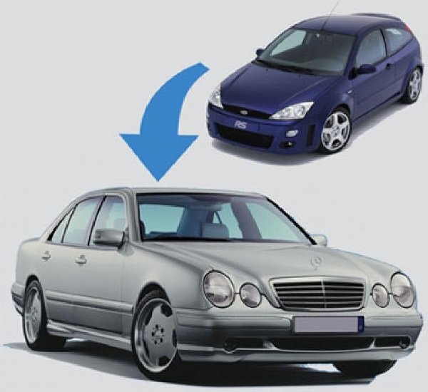 Trade in — Продажа автомобилей в trade in