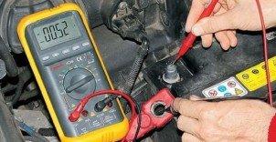 Утечка тока в автомобиле - как найти?