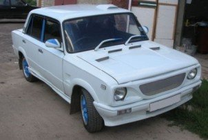 Тюнинг ВАЗ 21011