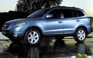 Hyundai Santa Fe - обзор автомобиля
