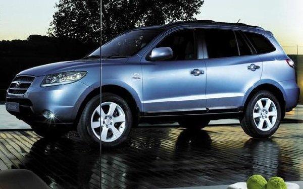 Hyundai Santa Fe — обзор автомобиля