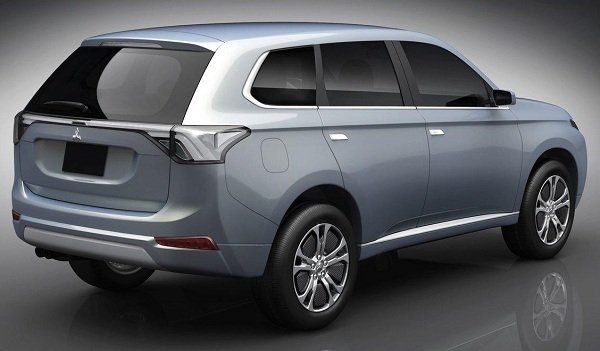 Mitsubishi Outlander PHEV Concept – S