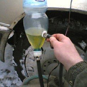 Промывка инжектора своими руками
