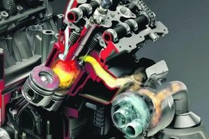 Компрессия дизельного двигателя
