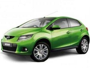 Кроссовер Mazda CX-3 прибыл в Россию