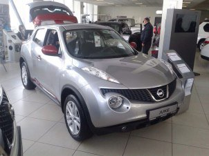 Nissan Juke обзор автомобиля