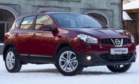 Nissan Qashqai — обзор автомобиля