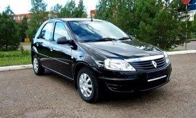 Renault Logan обзор автомобиля