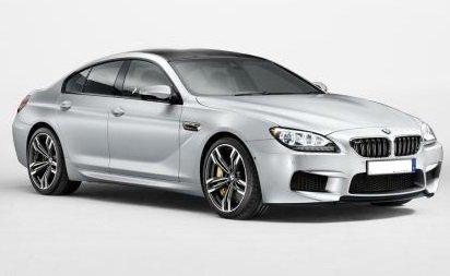 BMW M6 2015 — обновление модели