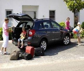 Путешествие на своем автомобиле за границу