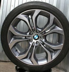 Шины и диски на BMW