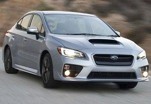 Subaru WRX 2015 — созданный поражать