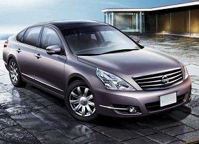 Nissan Teana — солидность и комфорт