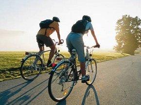 Автостопом на велосипеде в отпуск