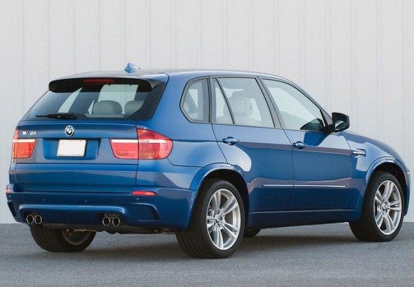 BMW X5 M — обзор автомобиля