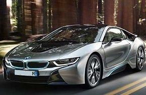 BMW i8 получил престижную премию