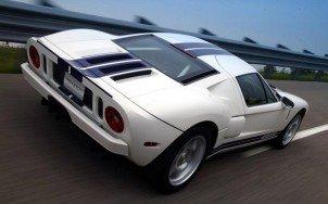 Новинки от Форд - Ford GT