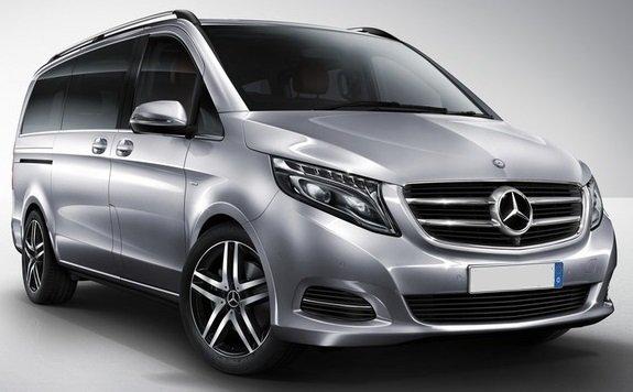 Mercedes-Benz V класса