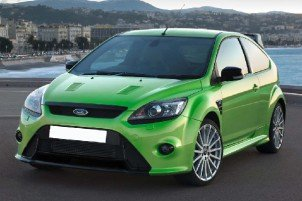 Новинки от Форд 2015 - Ford GT и Ford Focus RS