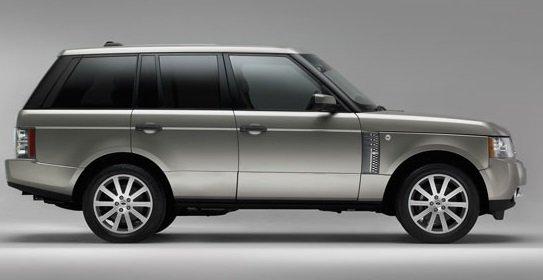 Превосходство Range Rover III